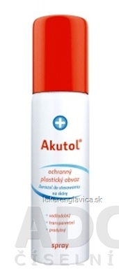 AKUTOL SPRAY OCHRANNY 60 ML