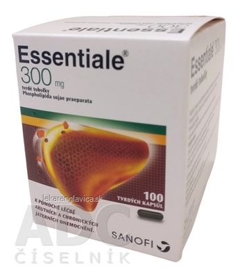 ESSENTIALE FORTE N 1X100 KS