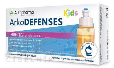 ARKO DEFENSES KIDS 1X5 FLASTICIEK