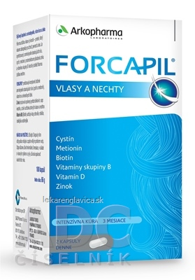 FORCAPIL CPS 1X180 KS