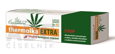 CANNADERM THERMOLKA EXTRA                          1X150 ML