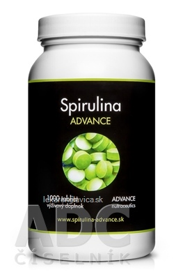 ADVANCE SPIRULINA                                  1X1000 KS
