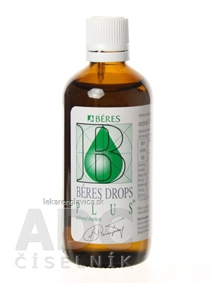 BERES DROPS PLUS                                   100ML GTT 1X100 ML