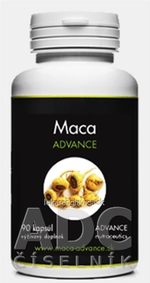 ADVANCE MACA                            KAPSULY 1X90 KS